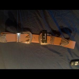 Double sided belt